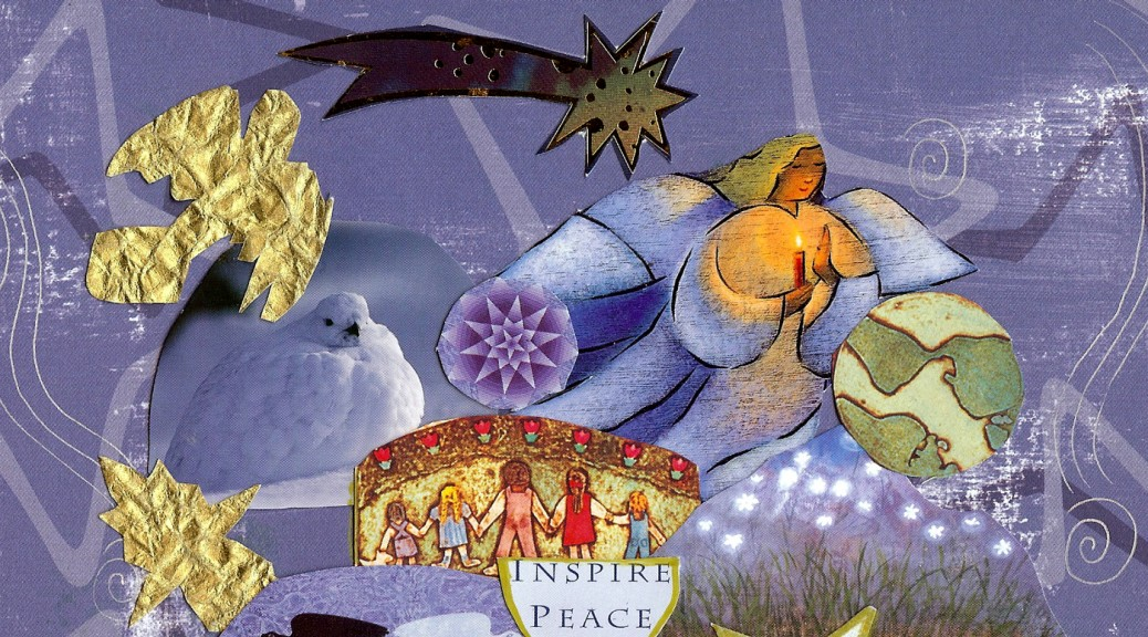 peace collage
